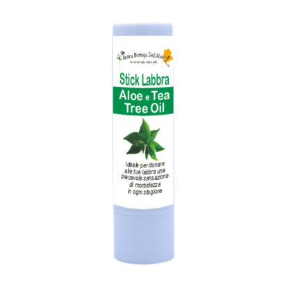 STICK LABBRA ALOE E TEA TREE OIL 2