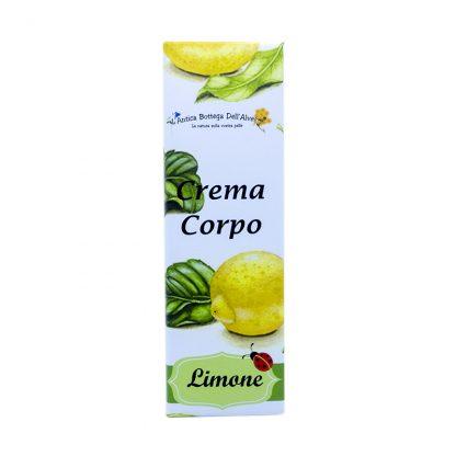 Crema corpo limone