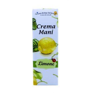 Crema mani limone