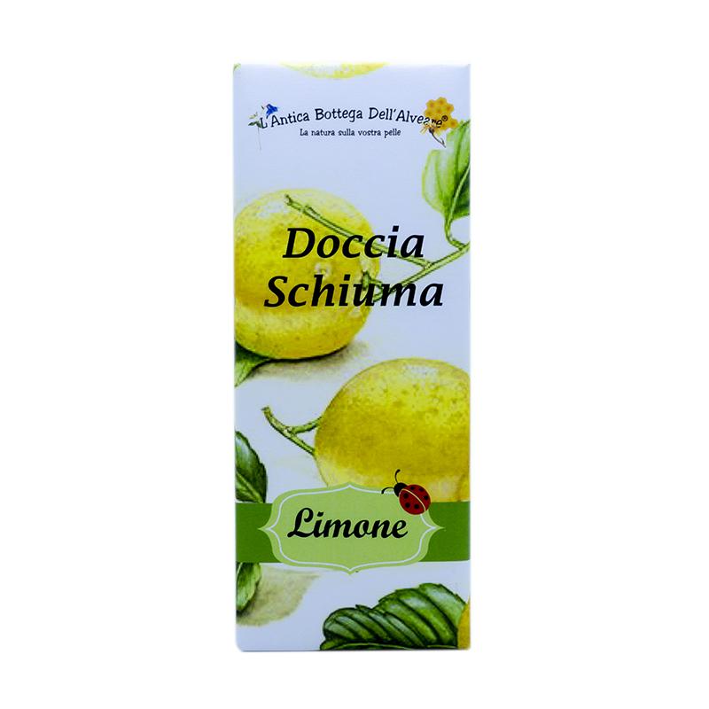 Doccia schiuma limone