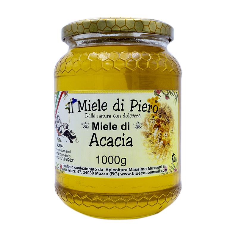 Il miele di Piero Miele di Acacia 1000 grammi