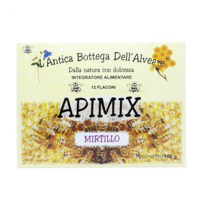Integratore alimentare Apimix mirtillo 12 flaconi
