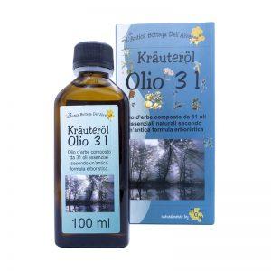 Olio 31 Krauterol 100 ml