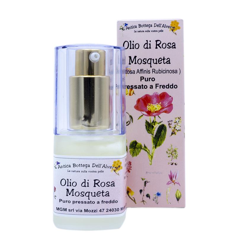 Olio essenziale olio di rosa mosqueta