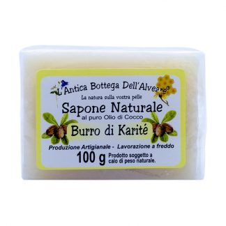 Sapone naturale burro di karite