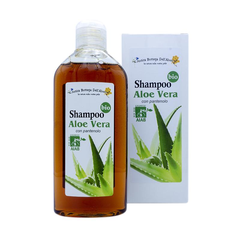 Shampo aloe vera con pantenolo