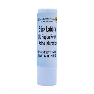 Stick labbra alla pappa reale e acido ialuronico