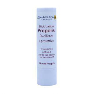 Stick labbra propolis emolliente e protettivo